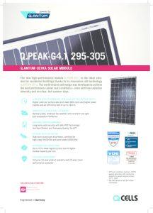 thumbnail of Hanwha Solar Panels