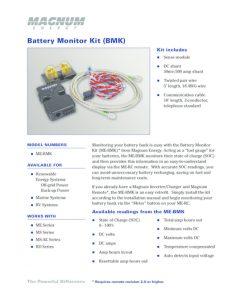 thumbnail of ME-BMK Data Sheet
