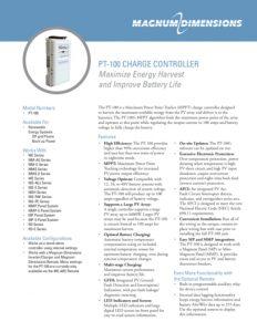 thumbnail of ME-PT100 Data Sheet