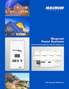 thumbnail of ME-Power Panel Data Sheet