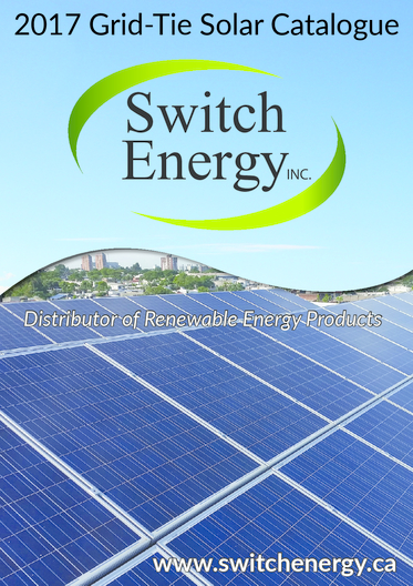 thumbnail of Switch Energy 2017 Grid-Tie Catalogue(.)