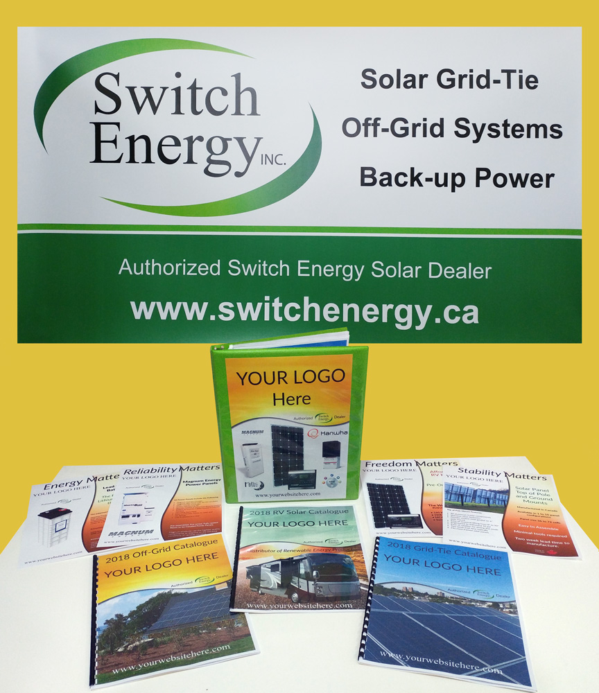 Switch Energy Media Package